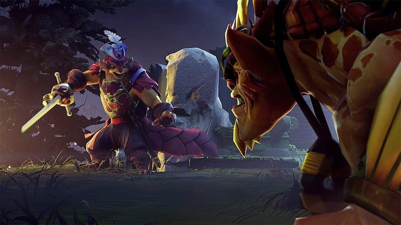 dota scheduling clash leads to two no show forfeits