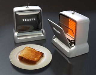 Illustration for article titled 10 Toasters of the Future