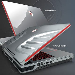 Illustration for article titled Alienware Further Teases Us With Powerful Area-51 Notebooks