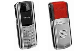 Illustration for article titled Vertu Ferrari 1947 Cellphone: If You Have to Ask the Price, You Can't Afford it
