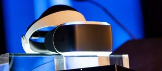 Illustration for article titled Project Morpheus: Sony's Oculus Rift VR Competitor Looks Unbelievable