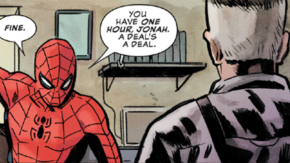 A Heartbreaking Reveal in Spectacular Spider-Man Shows That the