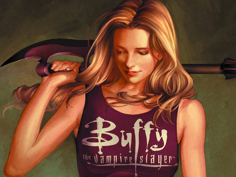 Illustration for article titled Buffy The Vampire Slayer Seasons Ranked