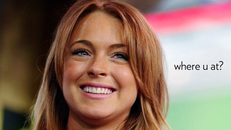 Illustration for article titled I Miss You, Lindsay Lohan, and I Want You Back