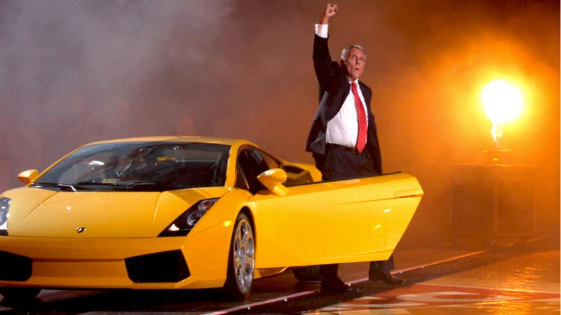 Renting An Exotic Car Cost
