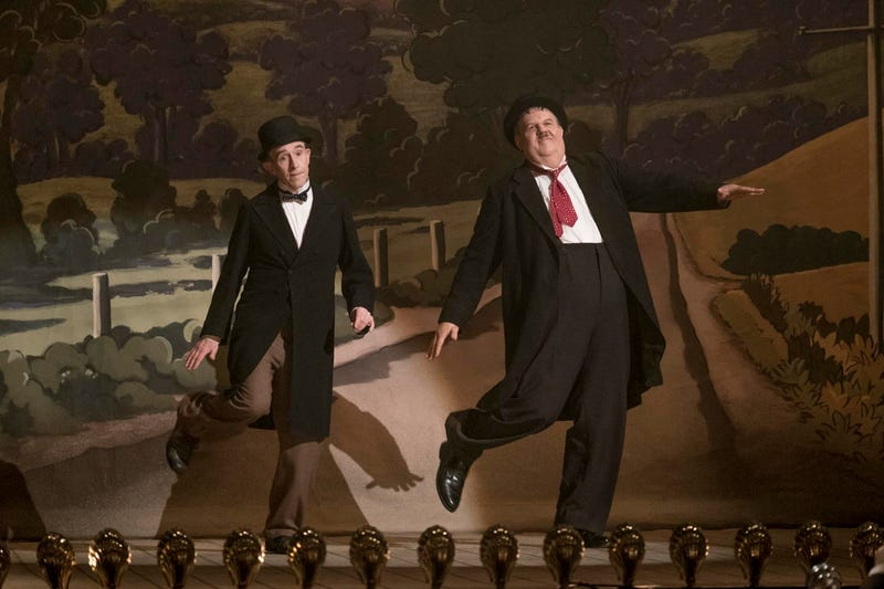 Illustration for article titled Reilly & Coogan make a good Laurel & Hardy in the otherwise unexceptional Stan & Ollie