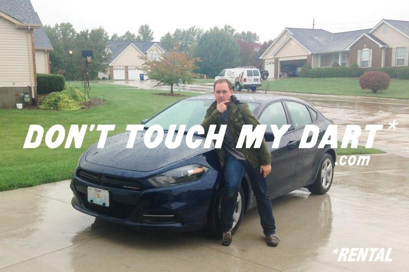 Illustration for article titled Donnnn't Touch My Dooooodddddggggeeee