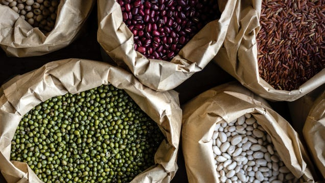 Soak Your Beans in the Fridge for Faster Meal Prep