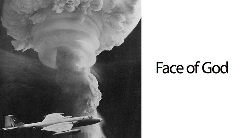 Illustration for article titled What It's Like to Fly Through a Nuclear Mushroom Cloud