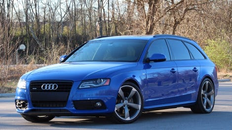 For 6500 Might This 20015 Audi S4 Have You Circling Your Wagons
