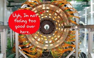 Illustration for article titled LHC Offline Until Spring of 2009