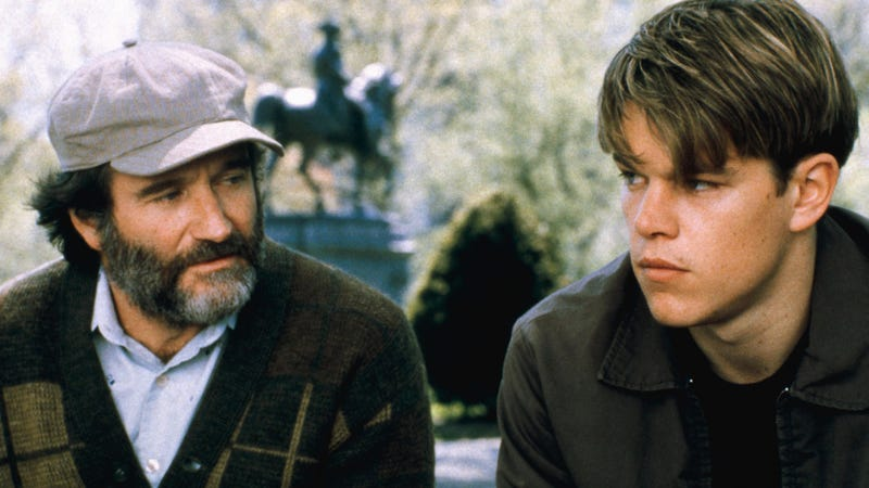 Illustration for article titled Rewatching Good Will Hunting