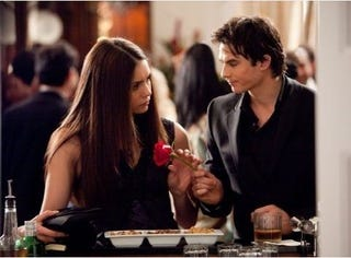 Illustration for article titled Katherine gets Medieval, Mystic Falls gets darker: What's next on Vampire Diaries