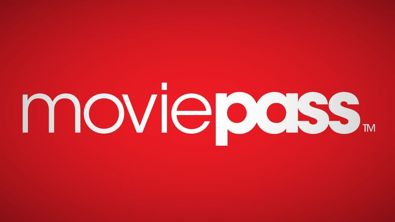 Illustration for article titled MoviePass Now Offers Unlimited Movies in Theaters for $10 a Month