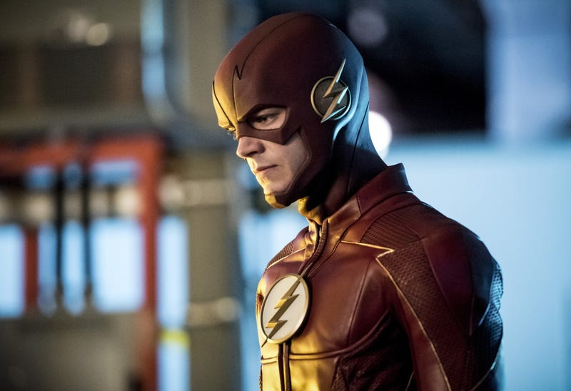 Grant Gustin (Photo: The CW)