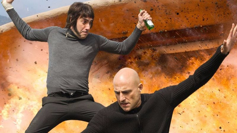 The Brothers Grimsby (All photos: Screenshots)