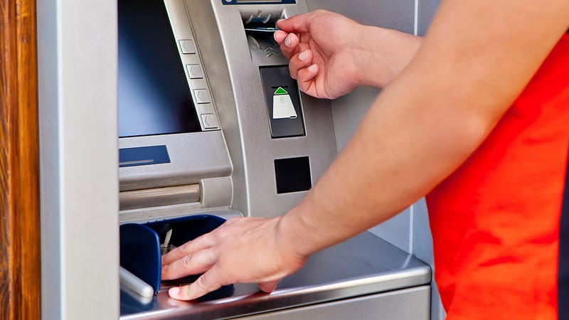 Circumvent ATM Withdrawal Limitations by Visiting Any Bank (Even if