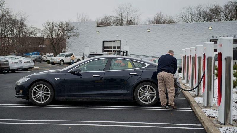 Tesla brings back unlimited free Supercharging