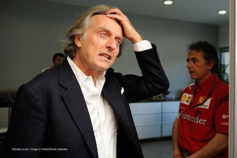 Illustration for article titled Luca di Montezemolo Uses Senna's Death to Advertise Ferrari