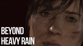 Illustration for article titled Beyond: Two Souls is Basically Heavy Rain  Meets Ghost Trick