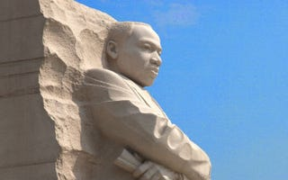 Illustration for article titled Exclusive: MLK Memorial Video Tour