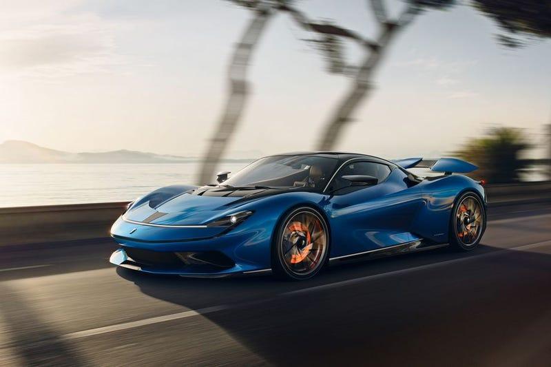 Illustration for article titled Este es el auto de carretera más potente del planeta, y no es un Bugatti Chirón, es un vehículo eléctrico