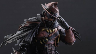 Illustration for article titled This Wild West Batman Figure Is The Perfect Amount Of Stupid Brilliance