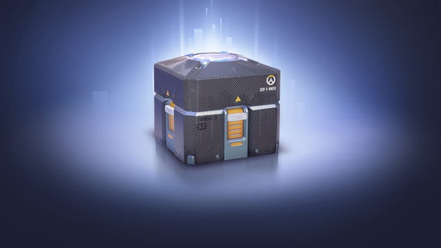 The UK Is Considering Reclassifying Video Game Loot Boxes as Gambling