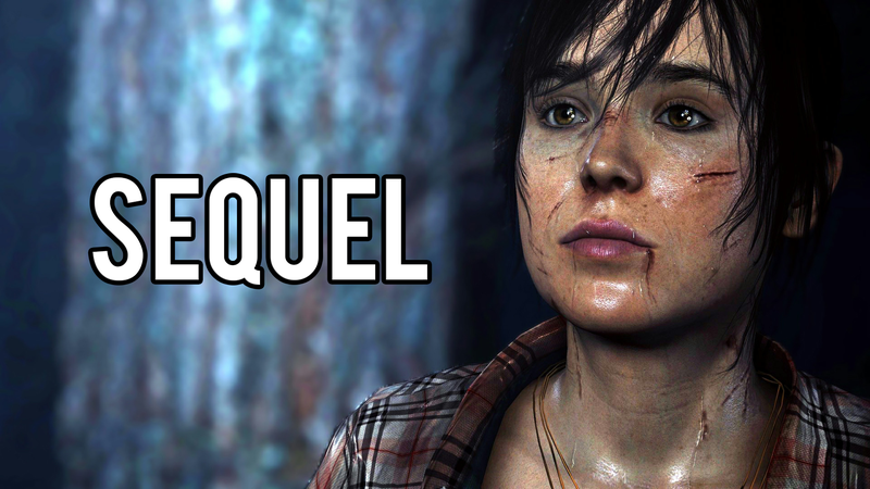 Illustration for article titled Beyond: Two Souls - Sequel or DLC Explained