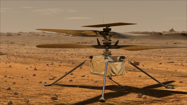 Ingenuity s Next Flight on Mars Could Be Its Most Interesting Yet
