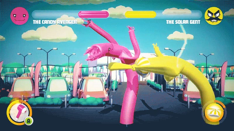 it 39 s wacky waving inflatable arm flailing tube man the fighting game. Black Bedroom Furniture Sets. Home Design Ideas