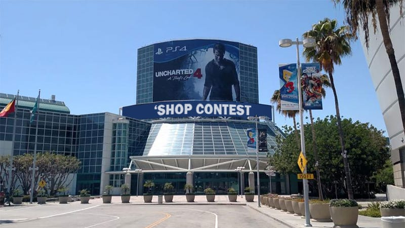 Illustration for article titled Kotaku 'Shop Contest: The E3 2015 Decorating Committee