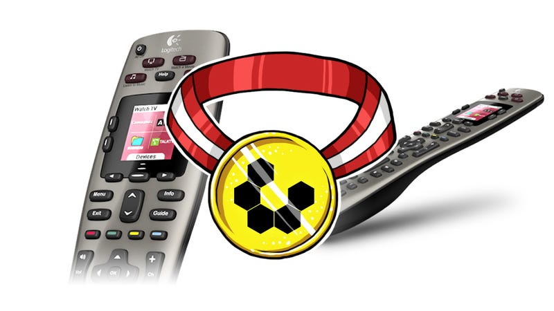 Most Popular Universal Remote Control: Logitech Harmony 650