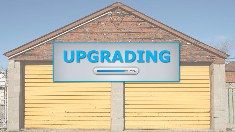 Image result for upgrading your garage