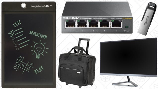 <div>Amazon&#8217;s One-Day PC Accessory Sale Has Something For Everyone</div>