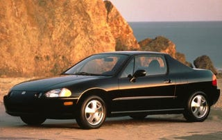 Illustration for article titled Oppoinions: 1993 Honda Del Sol