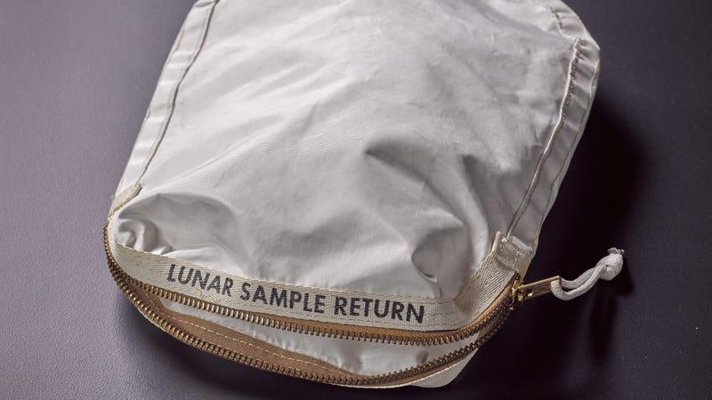 La bolsa en cuestión