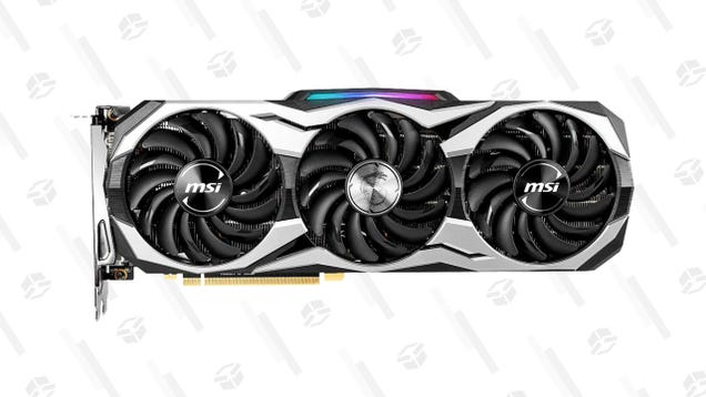 Now Is a Really Good Time to Buy a New GeForce RTX 2080