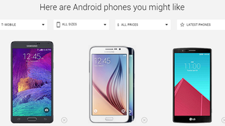 Illustration for article titled This Tool from Google Helps You Choose Your Next Android Phone
