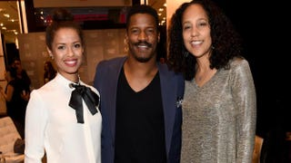 Actress Gugu Mbatha-Raw, actor Nate Parker and writer-director Gina Prince-Bythewood during the 2014 Toronto International Film Festival Sept. 7, 2014 Michael Buckner/Getty Images for Variety