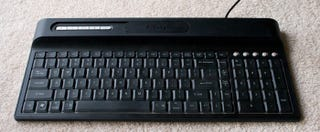 Illustration for article titled Lightning Review: Kensington Ci70 Keyboard With Built-in Mini USB Cable
