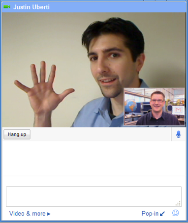 Google Launches Voice and Video Chat Inside Gmail
