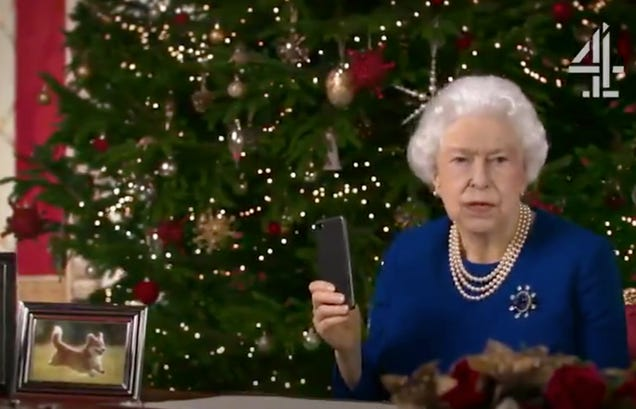 First Deepfake Address from the Queen of England Makes Its Debut on British TV
