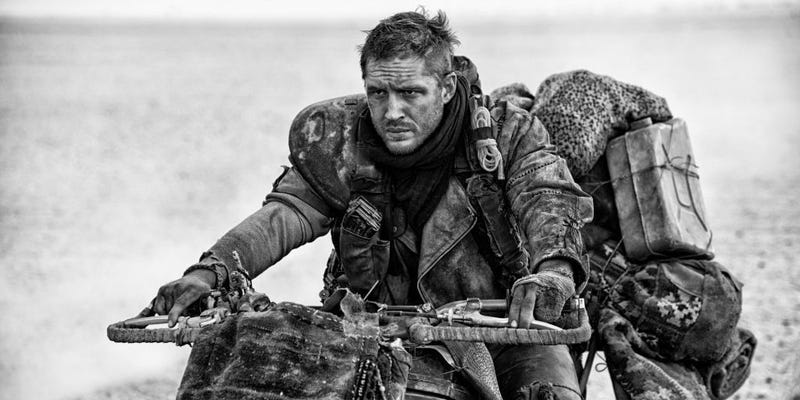Illustration for article titled That Black-and-White Version of Mad Max: Fury Road Is Finally Getting Released (UPDATED)
