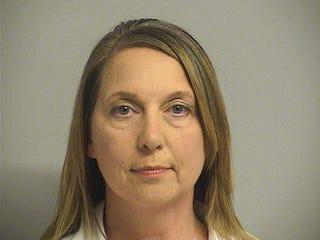 Betty Shelby (Tulsa County Jail)