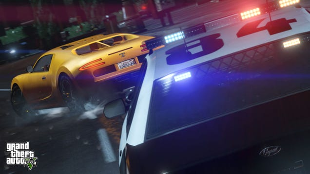 All The Cars In GTA V And Their Real Life Counterparts