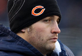 """Illustration for article titled Former Packer: """"Jay Cutler's Tampon Fell Out On National TV"""""""