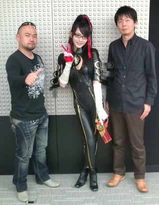 Illustration for article titled Star Cosplayer Comes Out As Transgender During TV Show