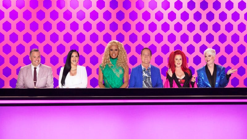 Illustration for article titled Disappointing editing keeps RuPaul's Drag Race from returning to form
