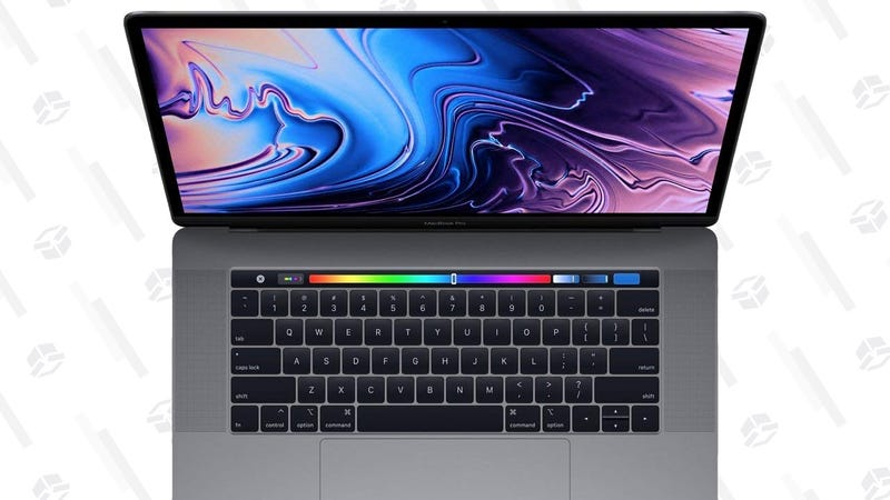 "15"" MacBook Pro 512GB SSD, 6-Core i7 